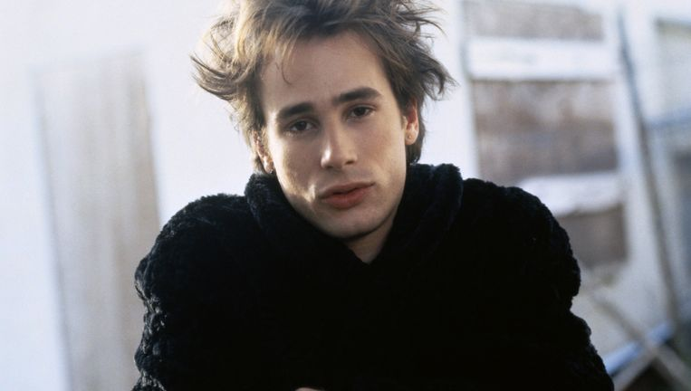Buckley in 1994. Hij instroduceerde een nieuwe manier van zingen: elastisch, teder en vooral antimacho Beeld Nicola Dill / Hollandse Hoogte