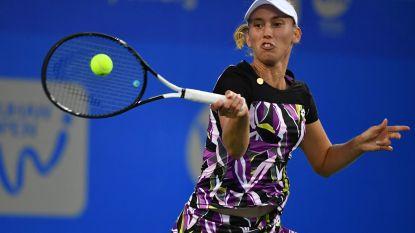 Elise Mertens pakt in Peking scalp van 's werelds nummer 17 Petra Martic en neemt het op tegen Andreescu