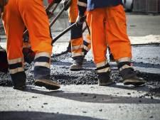 Aanbrengen nieuw asfalt: aantal wegen in Tubbergen maandag onbereikbaar
