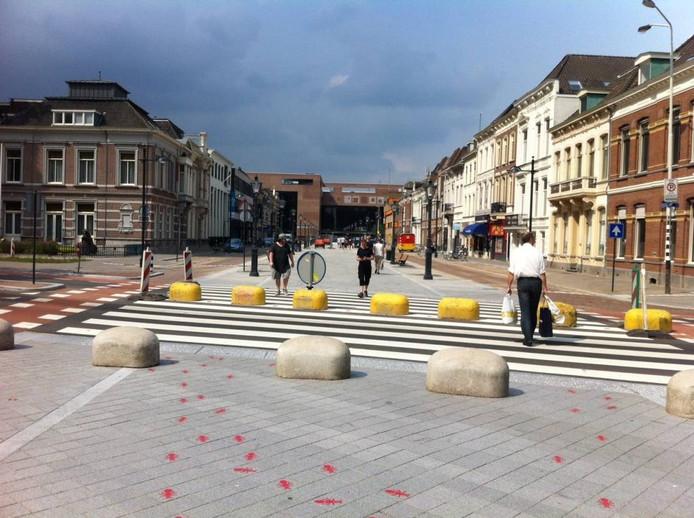 Willemstraat in Breda.