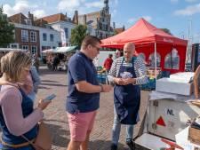 De laatste Vis- en versmarkt in Veere... Of toch niet?