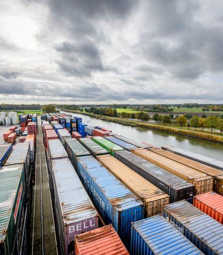 Kade verplaatst; minder 'groen' aanzien XL Businesspark Almelo
