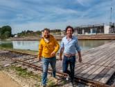 'Lekker uitblazen aan het water', ondernemers maken van T-huis Spoorpark restaurant én parkpaviljoen
