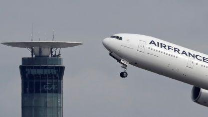 Staking bij Air France op 23 en 30 maart