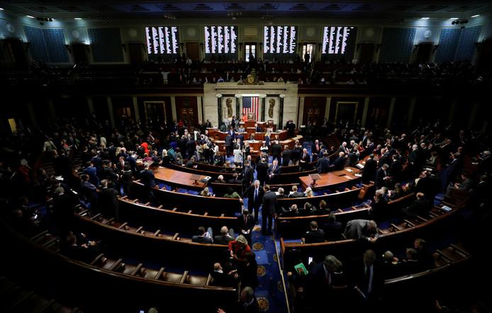 De Republikeinen eisten een stemming over een onderzoek naar een afzettingsprocedure.