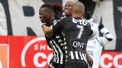 VIDEO. Charleroi op kop in poule A na winst tegen STVV