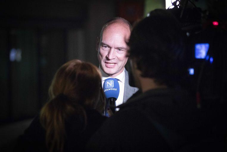 De televisiemakers beweerden dat Gert-Jan Segers zich had bekeerd tot de islam.