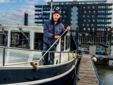 'Met mooi weer vliegen normaal alle boten de haven uit'