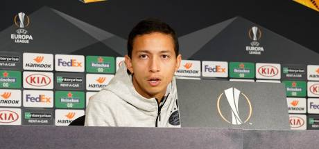 Mauro Júnior speelt bij PSV waar de trainer hem nodig heeft: 'Ik zal altijd het team helpen'
