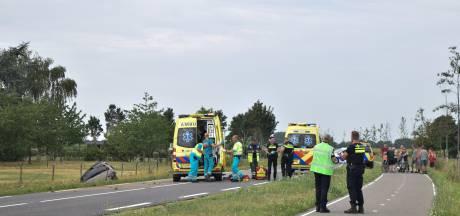 Man (26) uit Ulft zwaargewond door ernstig ongeluk in Varsselder, weg weer open