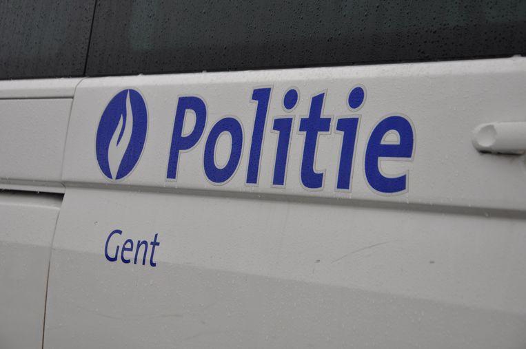 Archiefbeeld: De Gentse politie kwam ter plaatse voor de nodige vaststellingen.
