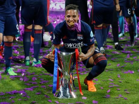 Lyon wint Champions League na hoofdrol Shanice van de Sanden