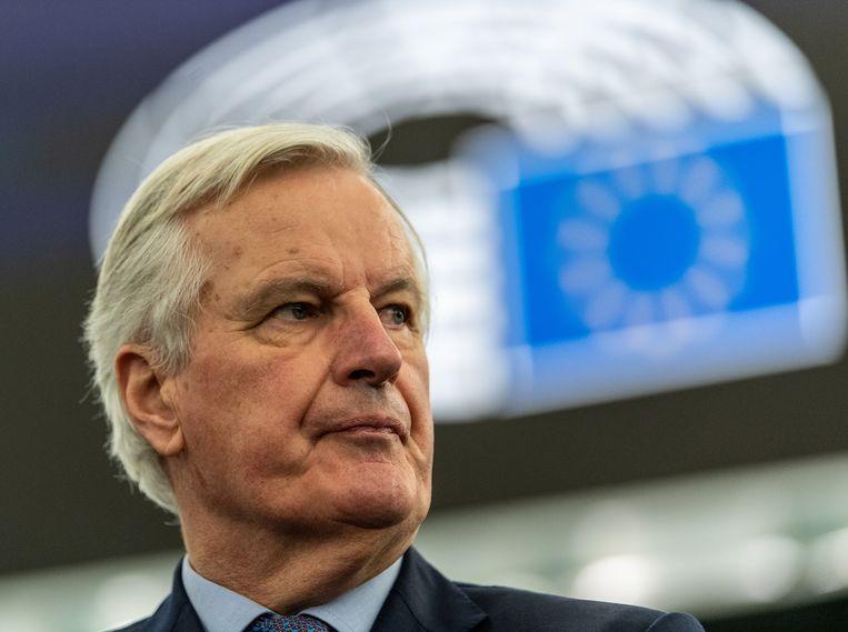 Michel Barnier kon Geert Bourgeois niet helemaal geruststellen.