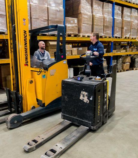 Bevoorrading essentieel in coronatijd: veel vraag naar logistiek personeel in Rivierenland
