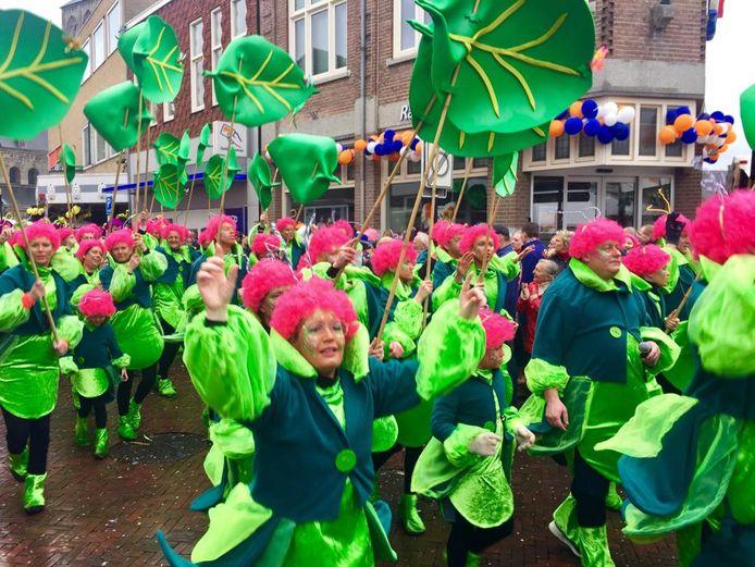 De Köttelpeer'n op carnaval Oldenzaal