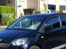 Fietser geschept door auto in Enschede