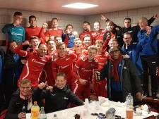 AZSV lonkt naar derde divisie na periodetitel in Veen
