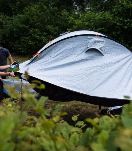 Klaar met een dure natuurvakantie? Jongeren kunnen in Hall hun eigen stekje bouwen