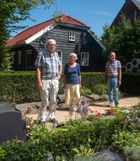 Nieuw onderkomen op vitale begraafplaats in Velp
