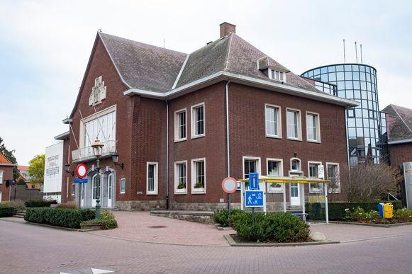 Het gemeentehuis van Essen.