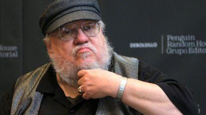 """George R.R. Martin weerlegt geruchten: """"Mijn 'Game Of Thrones'-boekenreeks is niet af"""""""