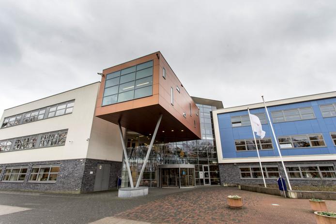 Het Staring College in Lochem.