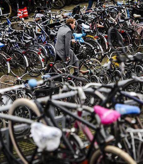 Verloren fiets in Arnhem snel terug via internet