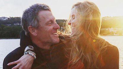 Privé-geluk voor Lance Armstrong: hij gaat trouwen met Anna Hansen