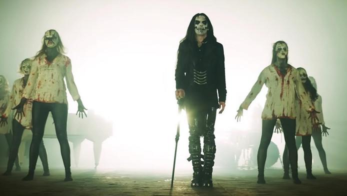 Volgens de ChristenUnie heeft metalband Carach Angren een slechte invloed op de Amstelveense jeugd