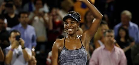 Venus Williams naar halve finales Miami Open