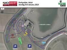 Nieuw parkoers Vestingcross: draaien en keren op Zeedijk Perkpolder