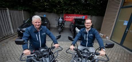 Gedeelde passie voor de motor: bij de familie Marissink in Rijssen geldt: zo vader zo zoon