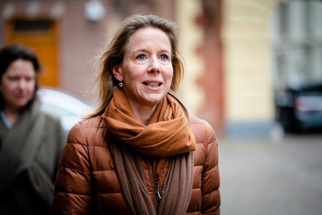 Minister Stientje van Veldhoven (Wonen, D66)