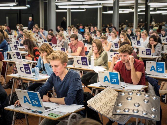 Studenten in Utrecht slikken graag ritalin om beter te presteren.