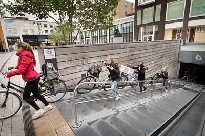 'Bewaakte fietsenstallingen in Nijmegen moeten hele nacht openblijven'