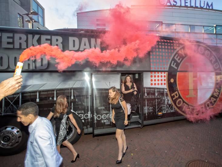 Met Feyenoordbus diploma halen