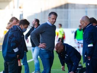 """Interim-trainer Bart Vanhoudt leidt KVK Tienen naar eerste zege: """"Spelers hebben er hun kop voorgelegd"""""""