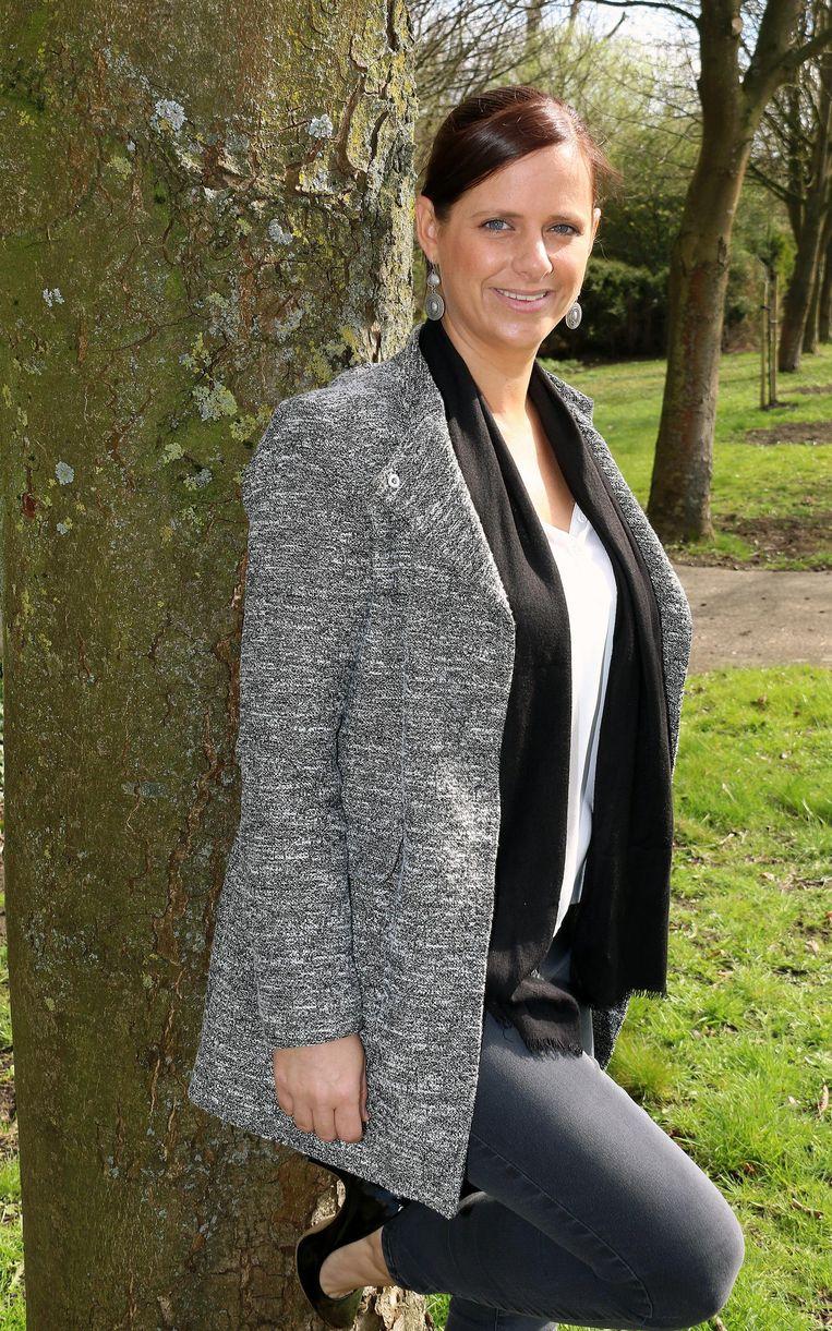 Als het van Marianne Verhaert afhangt, wordt zij de nieuwe burgemeester van Grobbendonk .