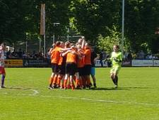 Keijenburgse Boys bedwingt Ulftse Boys
