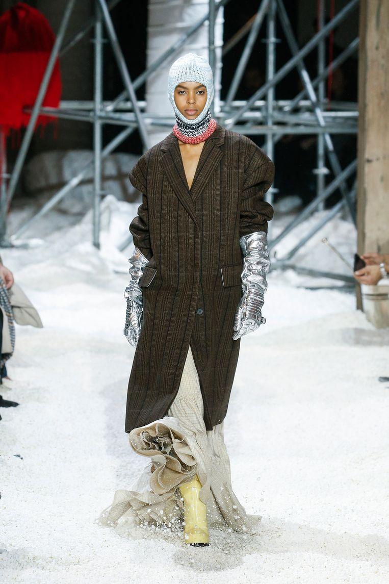 Calvin Klein. Beeld Eva Roefs