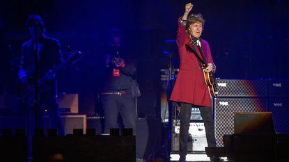 Paul McCartney geeft hoogste concert ooit