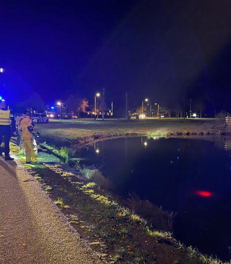 Politie, brandweer en ambulance rukken in Oldenzaal uit voor 'slechts' een fietslampje