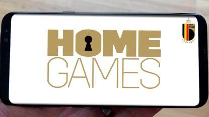 KBVB lanceert 'HomeGames': kruip in de rol van scheidsrechter en test uw kennis over de Rode Duivels
