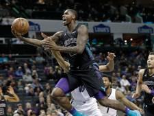 Charlotte Hornets laat niets heel van Memphis Grizzlies