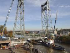 Hefbrug Waddinxveen uur gestremd door storing