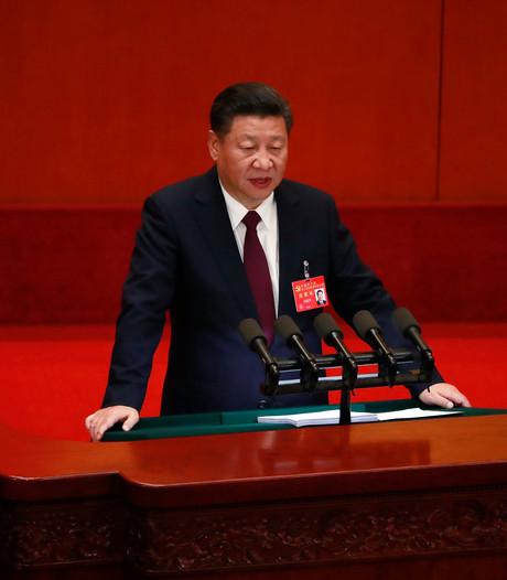Xi Jinping opent negentiende partijcongres