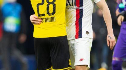 Dortmund richt pijlen op Meunier