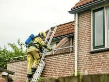 Verwarde Renswoudenaar probeert eigen woning in brand te steken