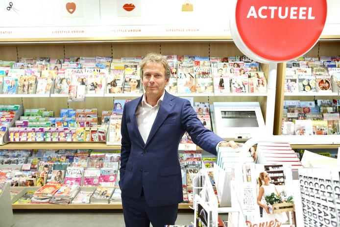 George Steur, algemeen directeur van Bruna.