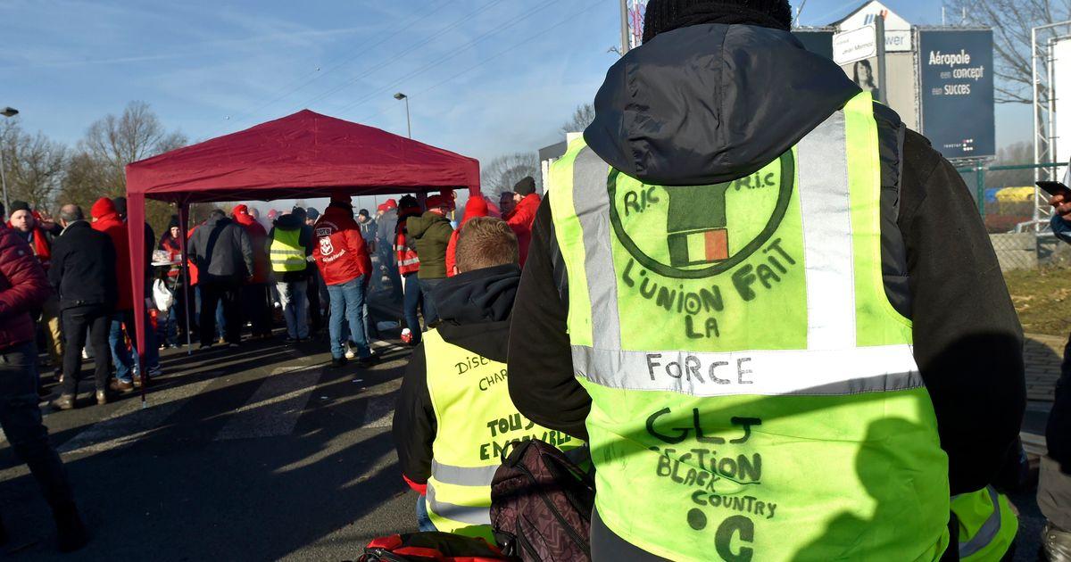 Nationale Staking: Vechtersbaas Opgepakt Tijdens Nationale Stakingsdag